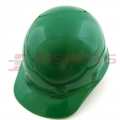 Hard Hat with Ratchet Suspension (Green)