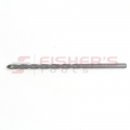 "Straight-Shank Masonry / Granite Drill Bit 1/4"" x 6"""