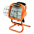 500 Watt Halogen Portable Floor Worklight With Switch