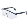 Eye Protection Astrospec 3000 Safety Glasses Black/Clear