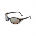Eye Protection Bandit Safety Glasses Black/Gold Mirror