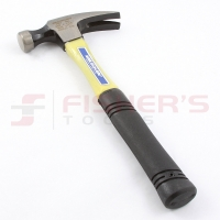 Fiberglass Rip Hammer with 16oz Head