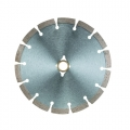 Diamond Blade Segmented 4""