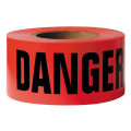 "Danger Tape Roll 3"" x 1000 feet"