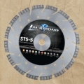 Multi-Application Segmented Turbo Diamond Blade 14""