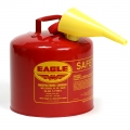 Gas Can with Funnel (5 Gal)