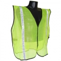 "Green Safety Vest - 1"" Tape (Universal Size)"