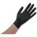 Black Lightning Powder Free Nitrile Gloves (Large)