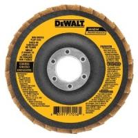 "DeWalt Medium Non-Woven Flap Disc (4 1/2"" x 7/8"")"