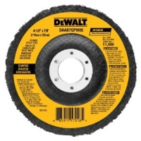 "DeWalt Power Wheel Flap Disc (4 1/2"" x 7/8"")"
