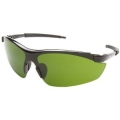 "Edge Eyewear Zorge - Black / IR3 ""Light"" Welding Lens"