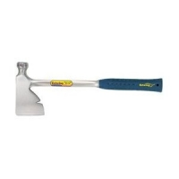 Estwing Rigger's Axe with Nylon Vinyl Cushion Grip (milled face)