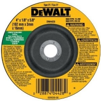 "High Performance Type 27 Masonry Cutting and Grinding Wheel 7"" x 1/8"" x 5/8"""