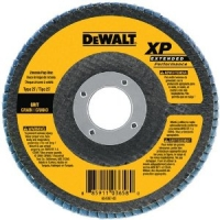 "Z120 Wearable Backing Flap Disc 4-1/2"" x 5/8""-11"