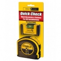Quick Check Pocket Pro Plus Level with 27' Measuring Tape