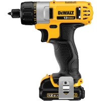 "12-Volt Max 1/4"" Screwdriver Kit"