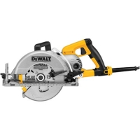 "7-1/4"" Worm Drive Circular Saw with Twistlock Plug"