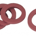 Rubber Hose Washers (1 each)