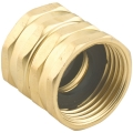 "Double Female Hose Swivel Connector 3/4"" x 3/4"""
