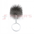 "Stainless Steel ""Quick Twist"" Brush 2-1/2"" ID 2-5/8"" OD"