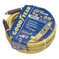 "Gooodyear 3/8"" x 25' 250PSI Rubber Air Hose with 1/4"" MNPT Ends"