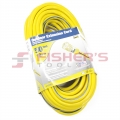 3-Conductor 300V SJTW Extension Cord with Lighted Ends - 12 Guage 50'