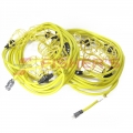 U-Ground Light Strings with Plastic Cage - 100'