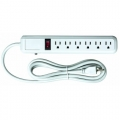 6 Outlet Power Strip - 6'
