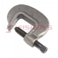 "2-FC ""O"" Series Bridge C-Clamp with Full Closing Spindle"