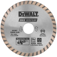 High Performance Diamond Masonry Saw Blade 4-1/2""