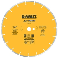 Segmented Diamond Saw Blade with 1-inch Arbor 14""