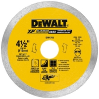 "Turbo Diamond Saw Blade with 5/8"" Arbor 4-1/2"""