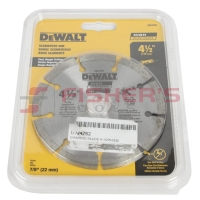 Segmented Diamond Saw Blade 4-1/2""