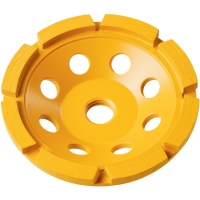 Diamond Cup Grinding Wheel 4""