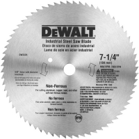 68-Tooth Carbide Blade Circular Saw 7-1/4""