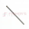 "Straight-Shank Masonry / Granite Drill Bit 1/8"" x 3"""