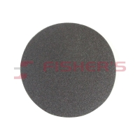 Silicon Carbide Hook and Loop Paper Discs - No Holes - 60 Grit